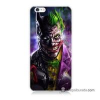 Teknomeg İphone 6 Plus Kılıf Kapak Batman Vs Joker Baskılı Silikon