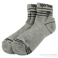 Sportive Socet Çorap Havlu
