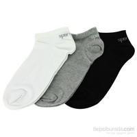 Sportive Patik Çorap İnce 3'Lü