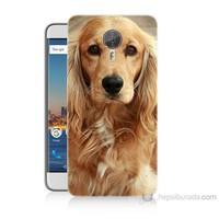 Teknomeg General Mobile Gm5 Plus Köpek Baskılı Silikon Kılıf