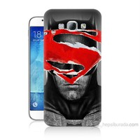 Teknomeg Samsung Galaxy A8 Batman Vs Superman Baskılı Silikon Kılıf