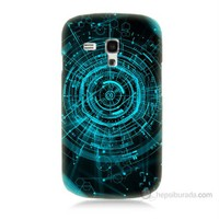 Teknomeg Samsung Galaxy S3 Mini Asit Baskılı Silikon Kılıf