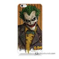 Teknomeg İphone 6 Kapak Kılıf Joker Baskılı Silikon