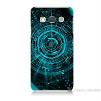 Teknomeg Samsung Galaxy A7 Asit Baskılı Silikon Kılıf