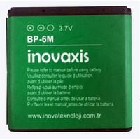 Inovaxis Nokia 6M N93/3250/6288/9300/N73/N77 Batarya
