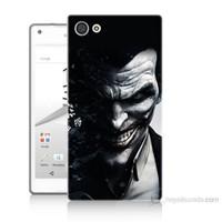 Teknomeg Sony Xperia Z5 Joker Baskılı Silikon Kılıf