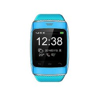 Quadro Smart Watch S88 Akıllı Saat - Mavi