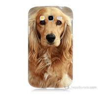 Teknomeg Samsung Galaxy Grand Neo İ9060 Köpek Baskılı Silikon Kılıf