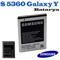 Carda S5360 Galaxy Y Batarya