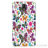 Cover&Case Samsung Galaxy Note 3 Silikon Tasarım Telefon Kılıfı Ccs02-N02-0219
