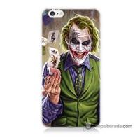 Teknomeg İphone 6S Kılıf Kapak Kartlı Joker Baskılı Silikon