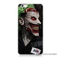 Teknomeg İphone 6S Kapak Kılıf Joker Joe Baskılı Silikon