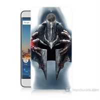 Teknomeg General Mobile Gm5 Plus Assassins Creed Baskılı Silikon Kılıf