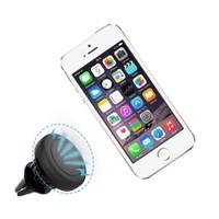 Melefoni İphone 5S Manyetik Araç İçi Telefon Tutucu