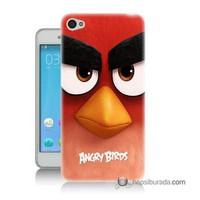 Teknomeg Lenovo S90 Kapak Kılıf Angry Birds Baskılı Silikon