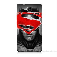 Teknomeg Huawei Ascend Mate 7 Batman Vs Superman Baskılı Silikon Kılıf