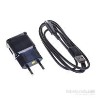 Qapaq 2 İn 1 Samsung S3/S3 Mini/S4/S4 Mini/Note2 Şarj Cihazı Siyahuz244434003965