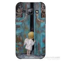 Cover&Case Samsung Galaxy J2 Silikon Tasarım Telefon Kılıfı Ccs02-J02-0010