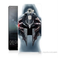 Teknomeg Huawei Ascend Mate S Assassins Creed Baskılı Silikon Kılıf