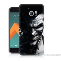 Teknomeg Htc Desire 10 Joker Baskılı Silikon Kapak Kılıf