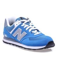 New Balance 574 Günlük Spor Ayakkabı Mavi Ml574cpp