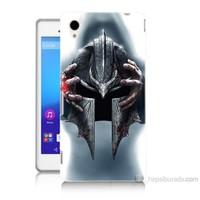 Teknomeg Sony Xperia M4 Assassins Creed Baskılı Silikon Kılıf