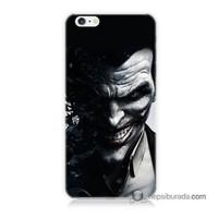 Teknomeg İphone 6 Kılıf Kapak Joker Baskılı Silikon