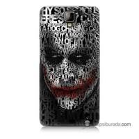 Teknomeg General Mobile Discovery 2 Kapak Kılıf Joker Baskılı Silikon