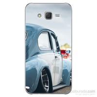 Cover&Case Samsung Galaxy J7 Silikon Tasarım Telefon Kılıfı Ccs02-J05-0176