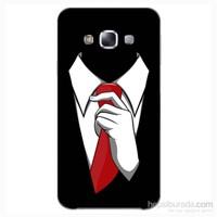 Cover&Case Samsung Galaxy E5 Silikon Tasarım Telefon Kılıfı Ccs02-E01-0282