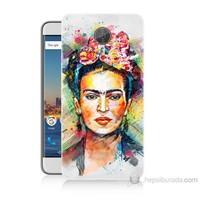 Teknomeg General Mobile Gm5 Plus Frida Baskılı Silikon Kılıf