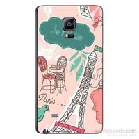 Cover&Case Samsung Galaxy Note Edge Silikon Tasarım Telefon Kılıfı Ccs02-N05-0150