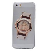 Teleplus İphone 6S Plus Saat Desenli Silikon Kılıf 3