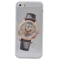 Teleplus İphone 6S Plus Saat Desenli Silikon Kılıf 10
