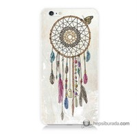 Teknomeg İphone 6S Plus Kapak Kılıf Dream Catcher Baskılı Silikon