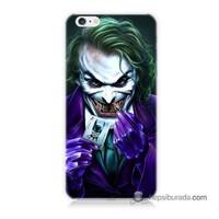 Teknomeg İphone 6S Plus Kapak Kılıf Joker Baskılı Silikon