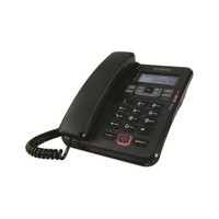 Alcatel T 55 Cid. Masa Telefonu Siyah