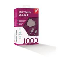 Petrix PT M1005T iPhone 5/5s Seyahat Şarjı ve Data Kablosu