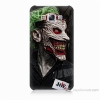 Teknomeg Samsung Galaxy E7 Joker Joe Baskılı Silikon Kılıf