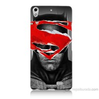 Teknomeg General Mobile Discovery Air Batman Vs Superman Baskılı Silikon Kılıf