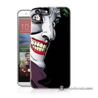 Teknomeg Htc Desire Eye Kapak Kılıf Joker Baskılı Silikon