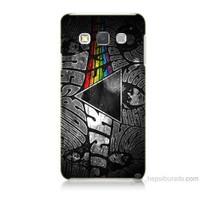 Teknomeg Samsung Galaxy A5 Pink Floyd Baskılı Silikon Kılıf