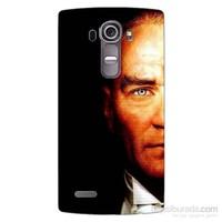 Case & CoverLg G4 3D Textured Baskılı Kılıf Pchb420983