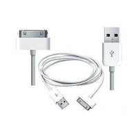 Qapaq İphone 4 Data Şarj Kablosu Beyazuz244434008670