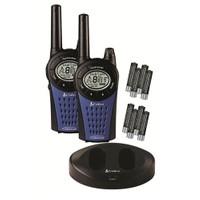 Aselsan Cobra MT-975 El Telsizi ( 2 Adet Cihaz, 2 Adet Pil Seti, 1 Adet İkili Masa Üstü Şarj Cihazı)