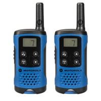 Motorola TLKR T-41 Pmr El Telsizi (2'Lİ Paket ) Mavi/Siyah