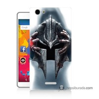 Teknomeg Casper Via M1 Kılıf Kapak Assassins Creed Baskılı Silikon