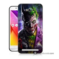 Teknomeg Asus Zenfone Max Kılıf Kapak Batman Vs Joker Baskılı Silikon