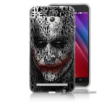 Teknomeg Asus Zenfone Selfie Kapak Kılıf Joker Baskılı Silikon