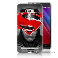Teknomeg Asus Zenfone Selfie Kapak Kılıf Batman Vs Superman Baskılı Silikon